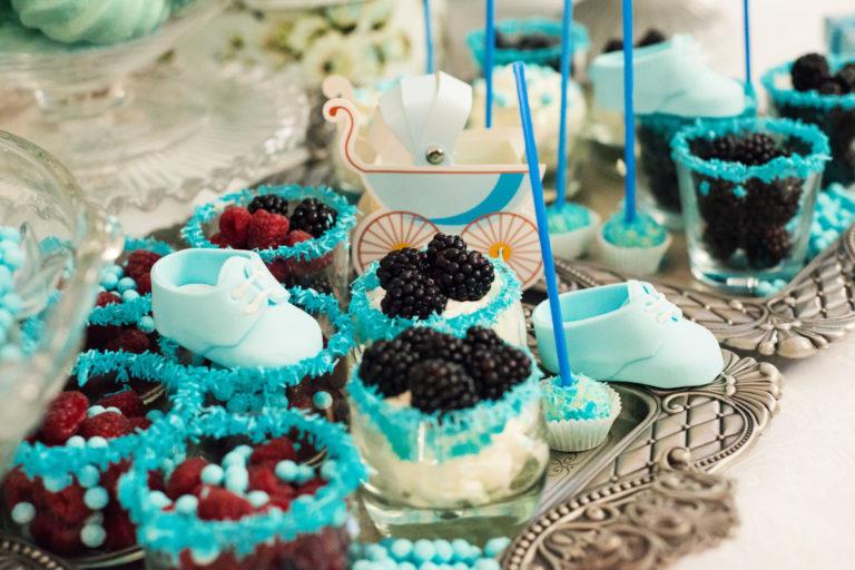bufet słodkości